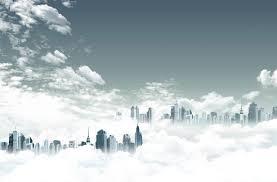 cities sky